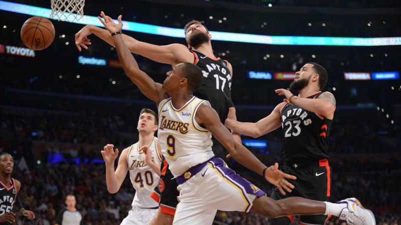 Lakers Vs Raptors Detail: Lakers Dicabik-cabik Raptors