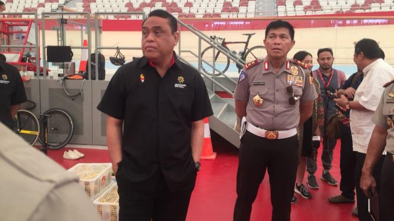 Wakil Kepala Polri Komisaris Jenderal Syafruddin