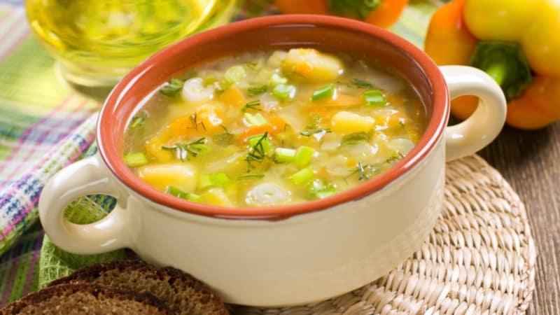 Диетический овощной суп: рецепты с фото и видео Твои