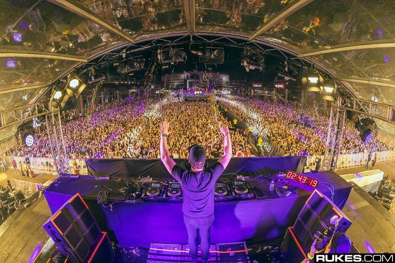 DJ Snake mendapat crowd terbanyak di DWP16