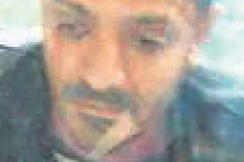 tersangka pembunuh Jamal Khashoggi, Salah Muhammed A Tubaigy, (NOT COVER)
