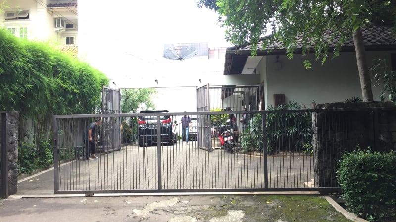 Rumah mantan Menteri Penerangan dibobol maling