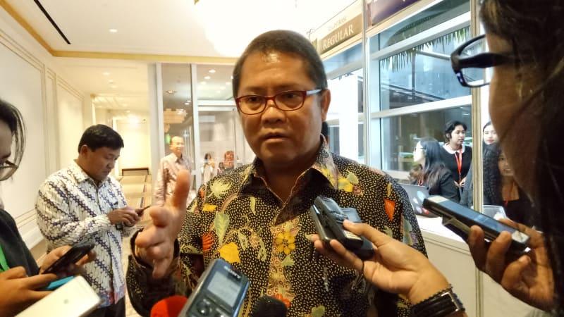 Menteri Komunikasi dan Informasi (Menkominfo) Rudiantara