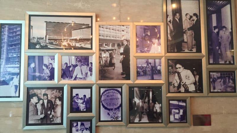 Koleksi Foto Bersejarah Hotel Indonesia