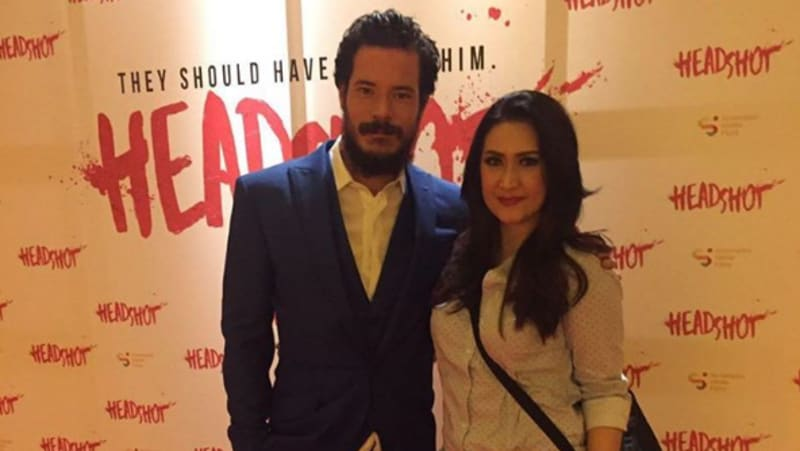 Nafa Urbach dan Suami