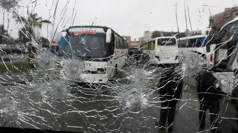 Bom di Suriah