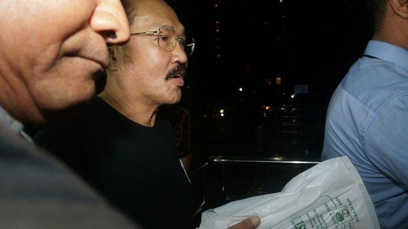 Fredrich Yunadi Digelandang ke Gedung KPK