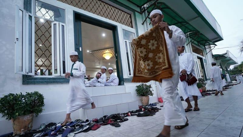 Pondok Pesantren Nurul Muhibbin, Adaro, konten spesial, mengaji