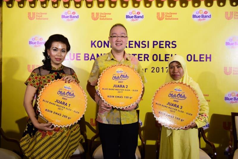 com-Pemenang Blue Band Master Oleh-Oleh 2017