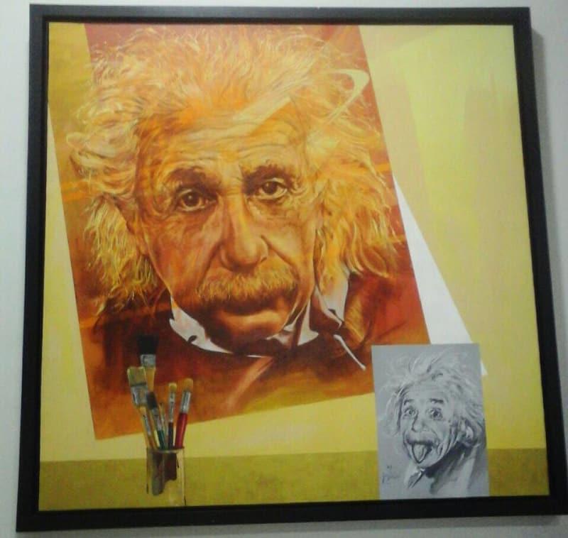 Koleksi Albert Einstein Rizal Ramli NOTCOVER