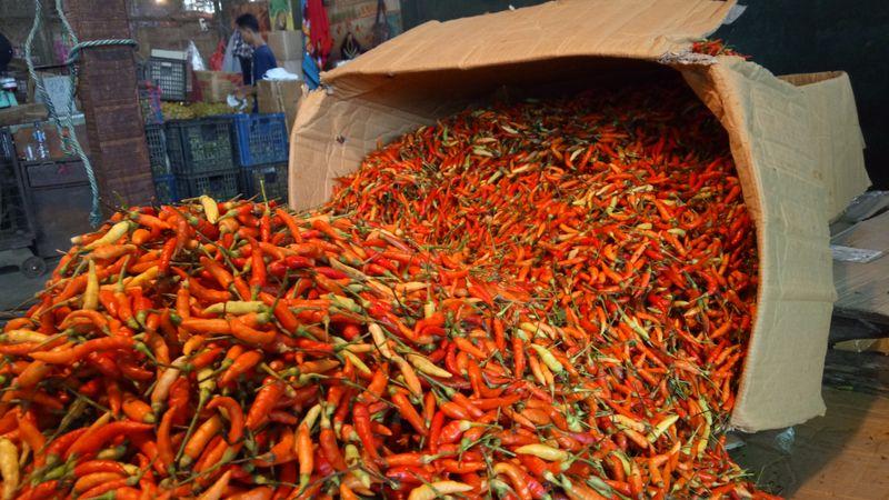 Cabai Pasar Kramat Jati