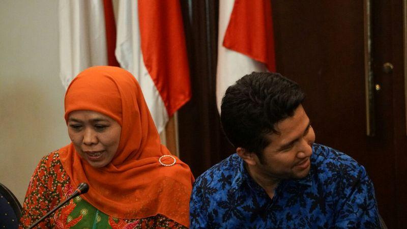 Lipsus Perempuan Penguasa Timur Jawa, Khofifah dan Emil Dardak