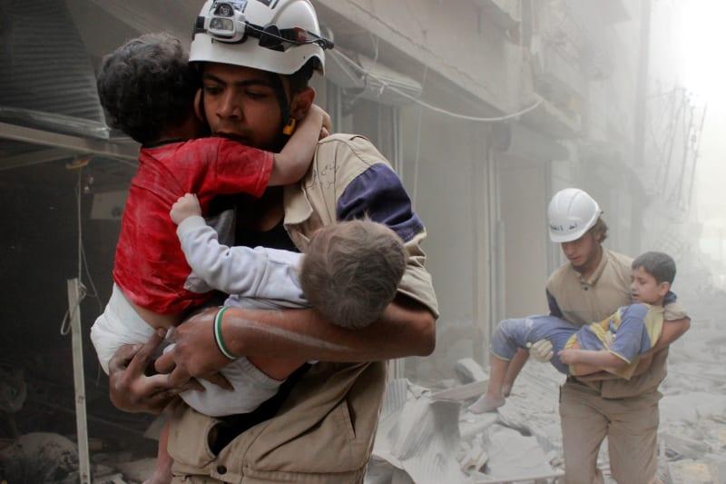Perang di Aleppo, Suriah