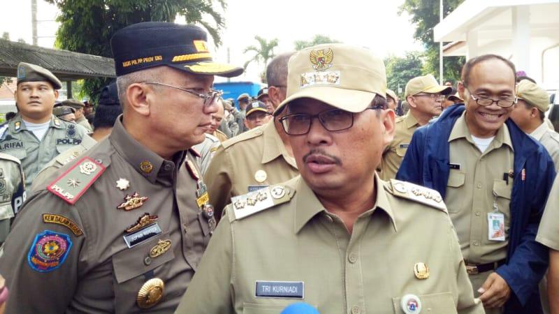 Walikota Jakarta Selatan Tri Kurniadi