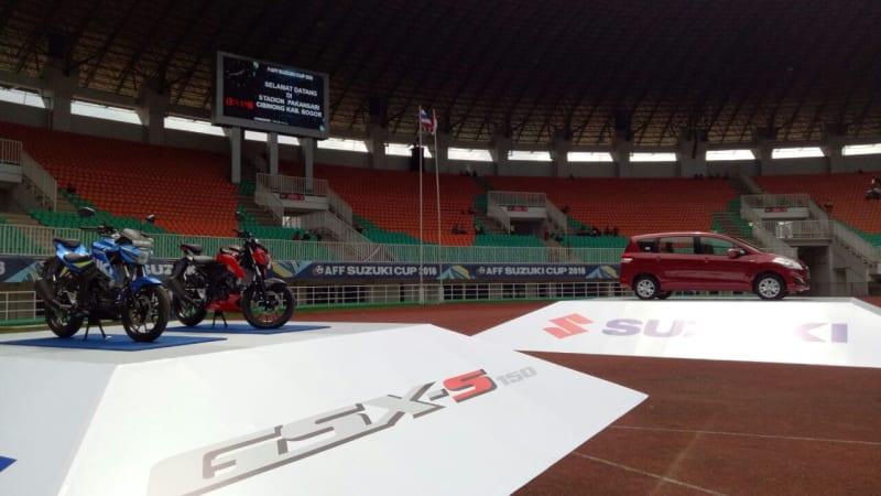Hadiah Mobil dan Motor untuk Pemenang Piala AFF 2016