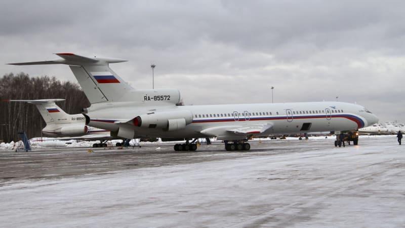 Tupolev-154
