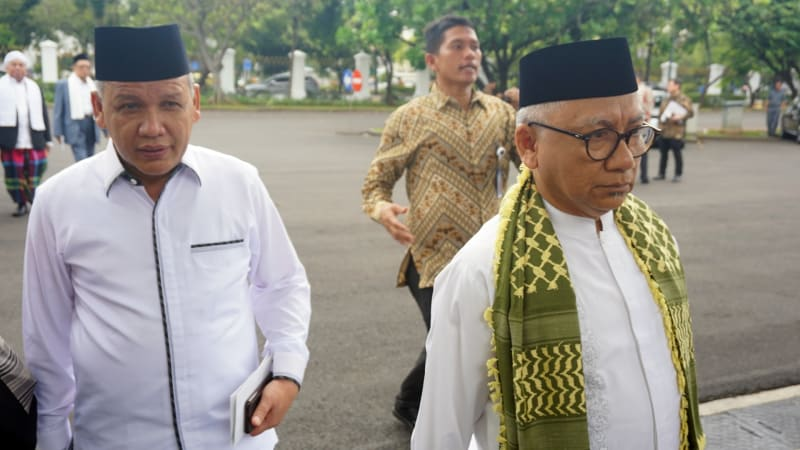 Ulama Kalimantan Selatan di Istana Merdeka