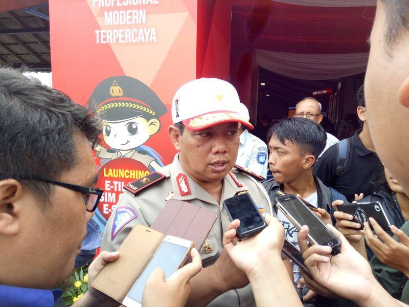 Wakil Kepala Korlantas Polri Brigadir Jenderal Indrajit