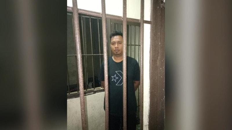 Anggota polisi yang menganiaya istri