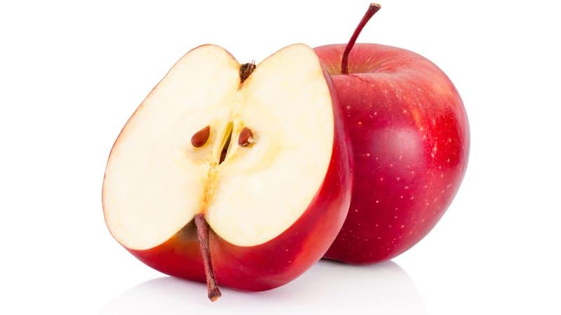 Biji buah apel (cover)
