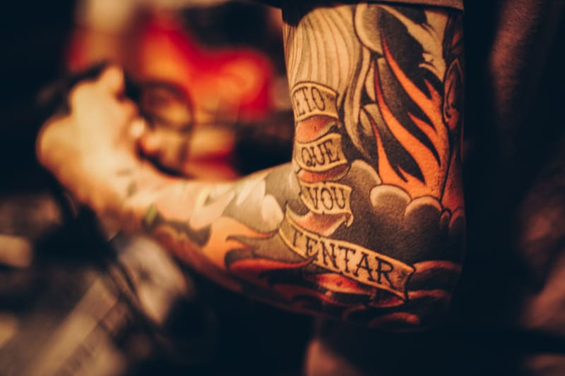 Tato di indonesia dari adat menjadi stigma kumparan tato altavistaventures Gallery