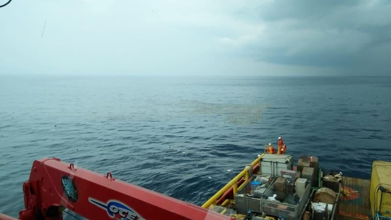 Kapal Pertamina, pesawat Lion Air
