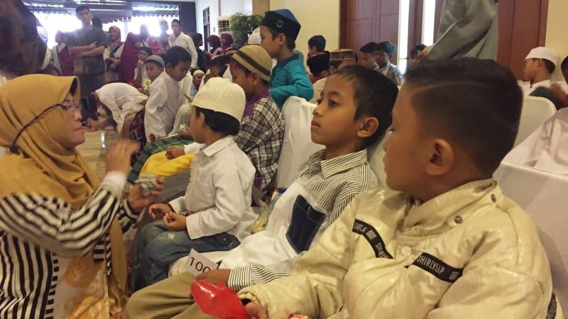 Khitanan massal Yayasan Damandiri Soeharto