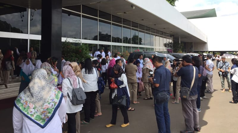 BMKG: Gempa Yang Guncang Jakarta Berkekuatan 6,7 M