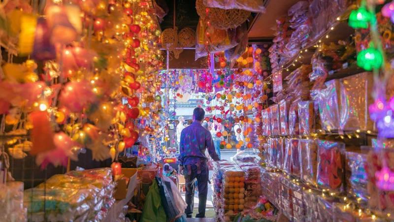 Cathuchak Market surga belanja di Thailand