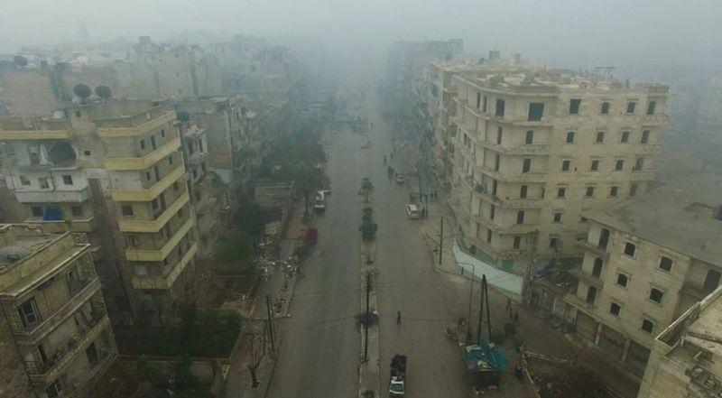 Kota Aleppo, Suriah