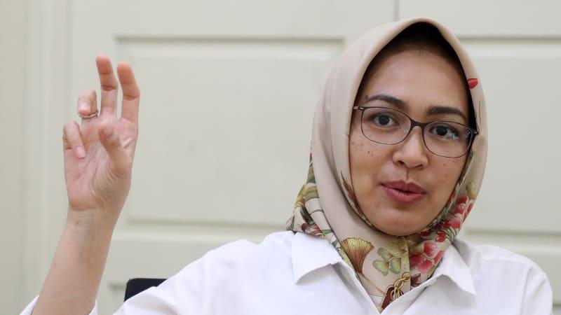 Wali Kota Tangerang Selatan Airin Rachmy Diany