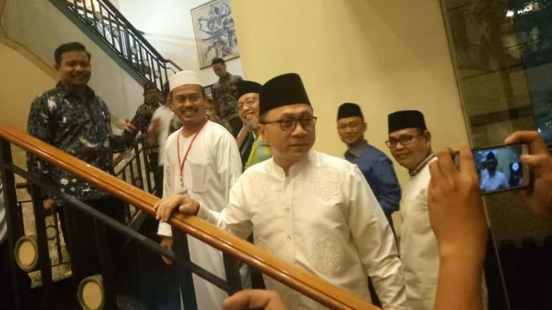 Zulkifli Hasan hadiri ijtima ulama GNPF