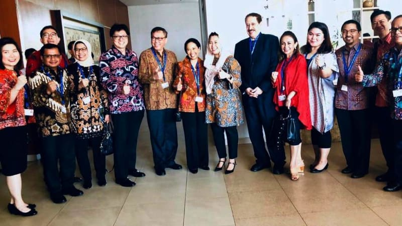 Yenny Wahid, Mendorong Investasi Saudi, Indonesia