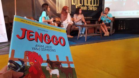Buku Cerita Jenggo, Ajarkan Anak Untuk Belajar Berempati Sejak Dini
