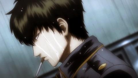 100 Gambar Anime Pria Sedih Kekinian