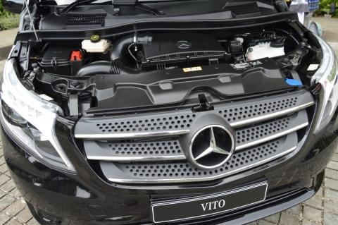 Mercedes Benz Vito >> Mercedes Benz Vito Mpv Premium 7 Penumpang Seharga Nyaris