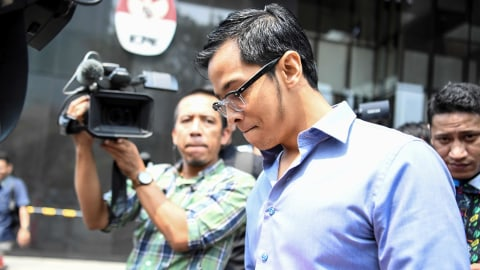 Anak Terpidana Korupsi Setya Novanto