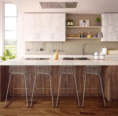 1070+ Ide Desain Dapur Terbaru 2019 HD Terbaru Unduh Gratis