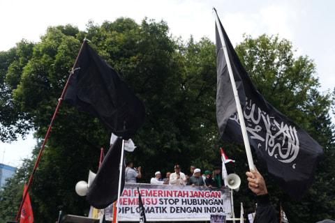 Kedubes India Akan Didemo Lagi Jumat, PA 212: Kami Siap Jihad