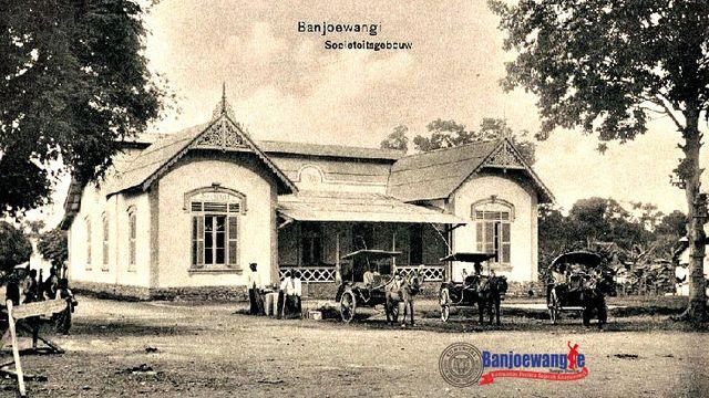 Gedung Bioskop Banyuwangi Era Kolonial Belanda