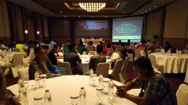 KPU Bojonegoro Sosialisasi Tahapan Pencalonan Anggota Legislatif, Pemilu 2019