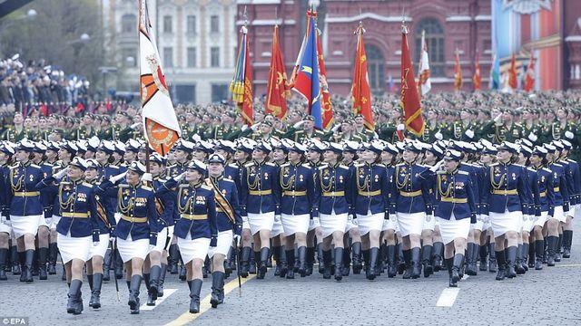 Victory Day: Simbol Abadi Patriotisme Rakyat Rusia