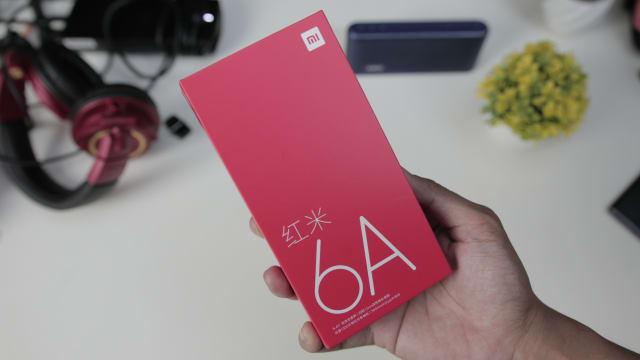 Unboxing dan Kesan Singkat Tentang Xiaomi Redmi 6A