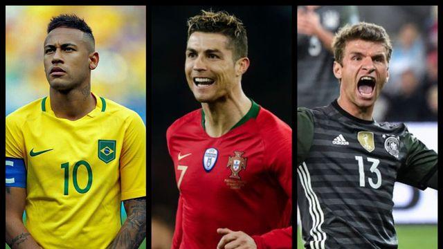 5 Bintang Sepak Bola yang Akan Jadi Pembeda di Piala Dunia 2018