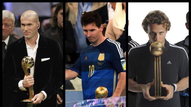 Fakta Ironis Dibalik Peraih Golden Ball di 5 Edisi Piala Dunia Terakhir