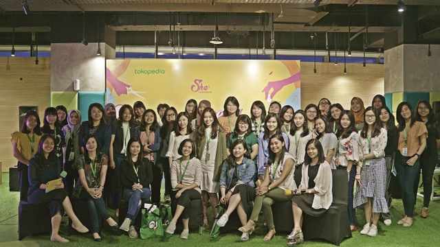 5 Alasan Tokopedia Jadi Tempat Kerja yang Nyaman bagi Perempuan