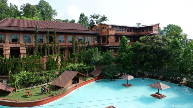 Staycation at Djawa Dwipa Resort