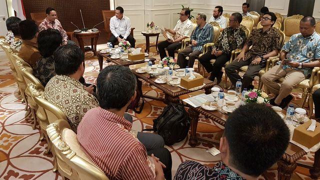 Gelar Dialog, Isla Unhas Akan Merekam Visi Maritim Cagub Sulsel