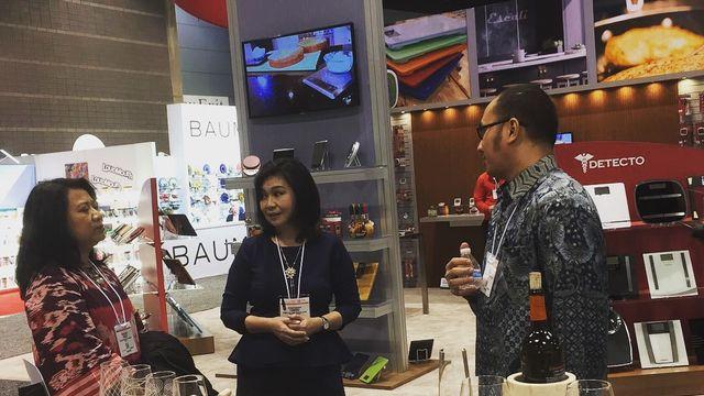 Produk Rumah Tangga Indonesia Pikat AS, Potensi Transaksi USD 1,3 juta
