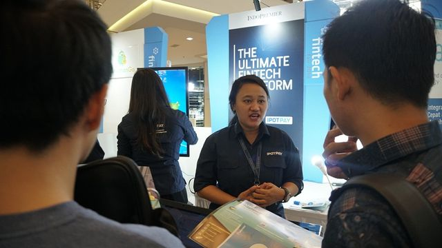 IPOTPAY Semarakkan Indonesia Fintech Fair 2018